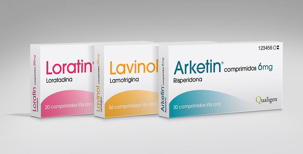 Diseño de Packaging para Qualigen