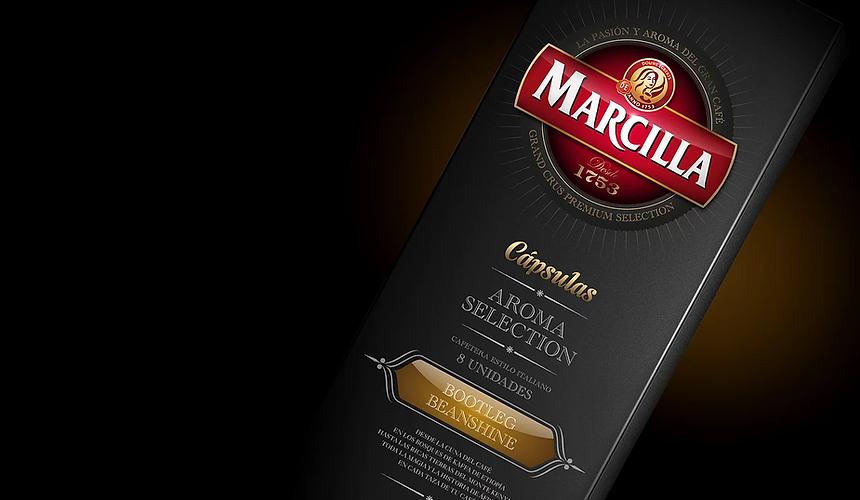 Diseño de Branding para Marcilla