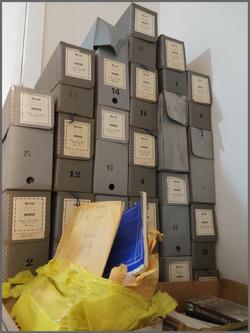 """""""SPADOK"""" Archive Project"""