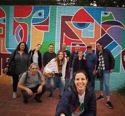 סיור גרפיטי ואמנות רחוב