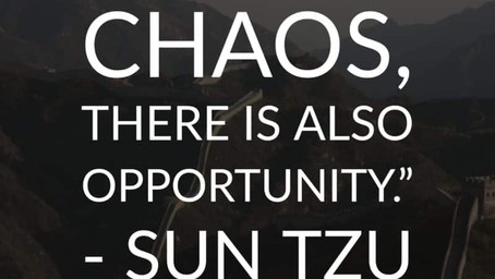Opportunity Through Chaos