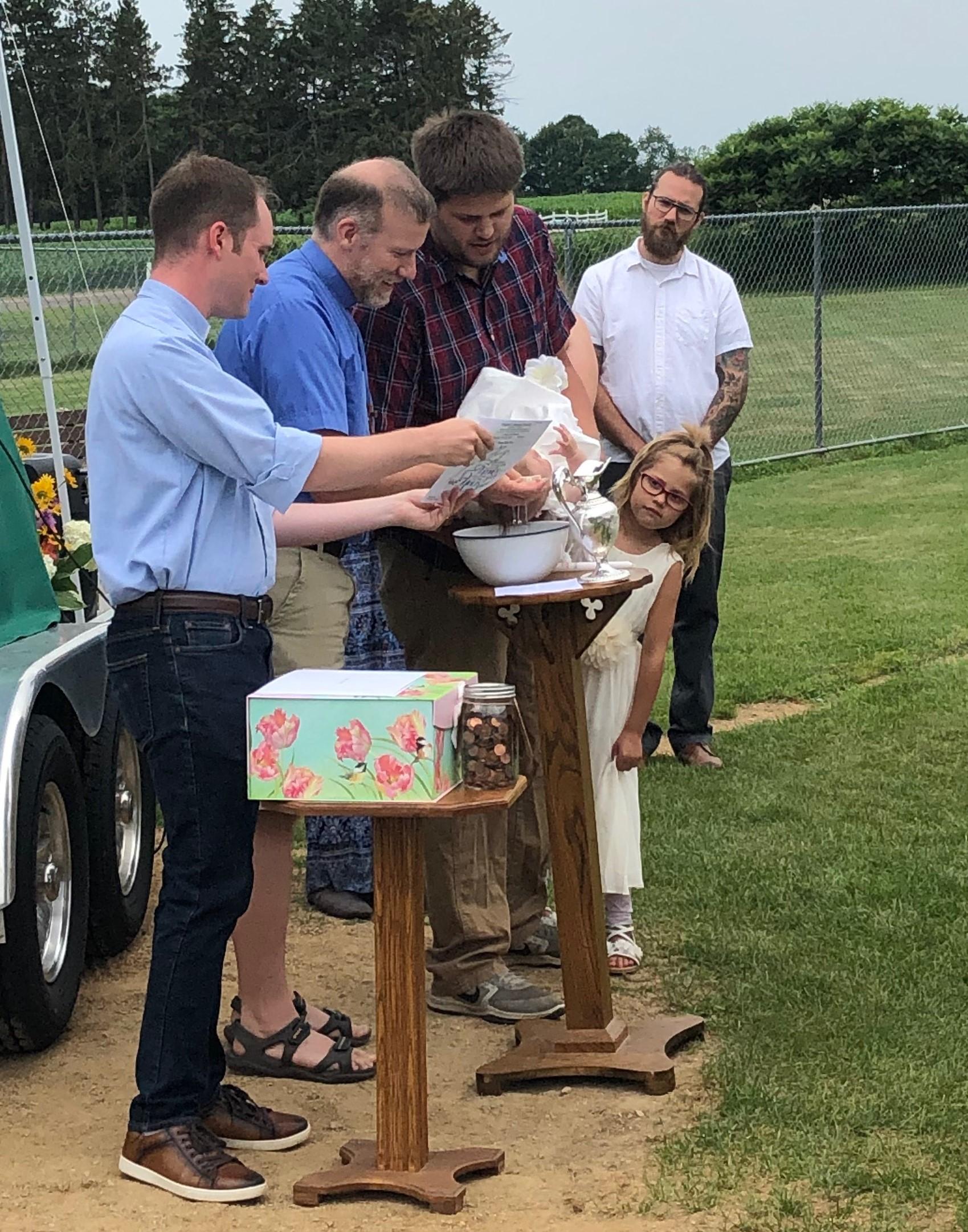 outdoor baptism 2