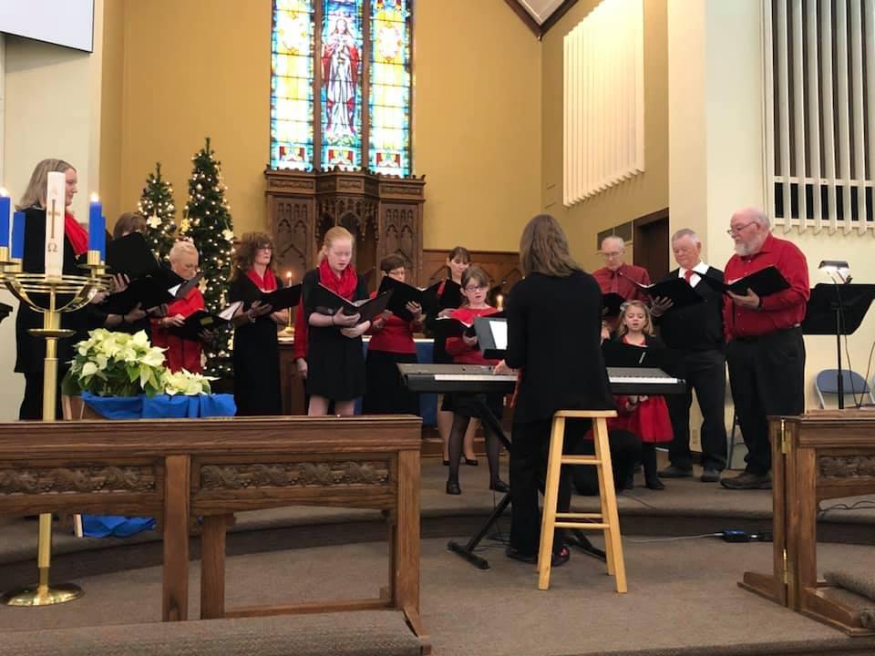 Christmas Choir 3