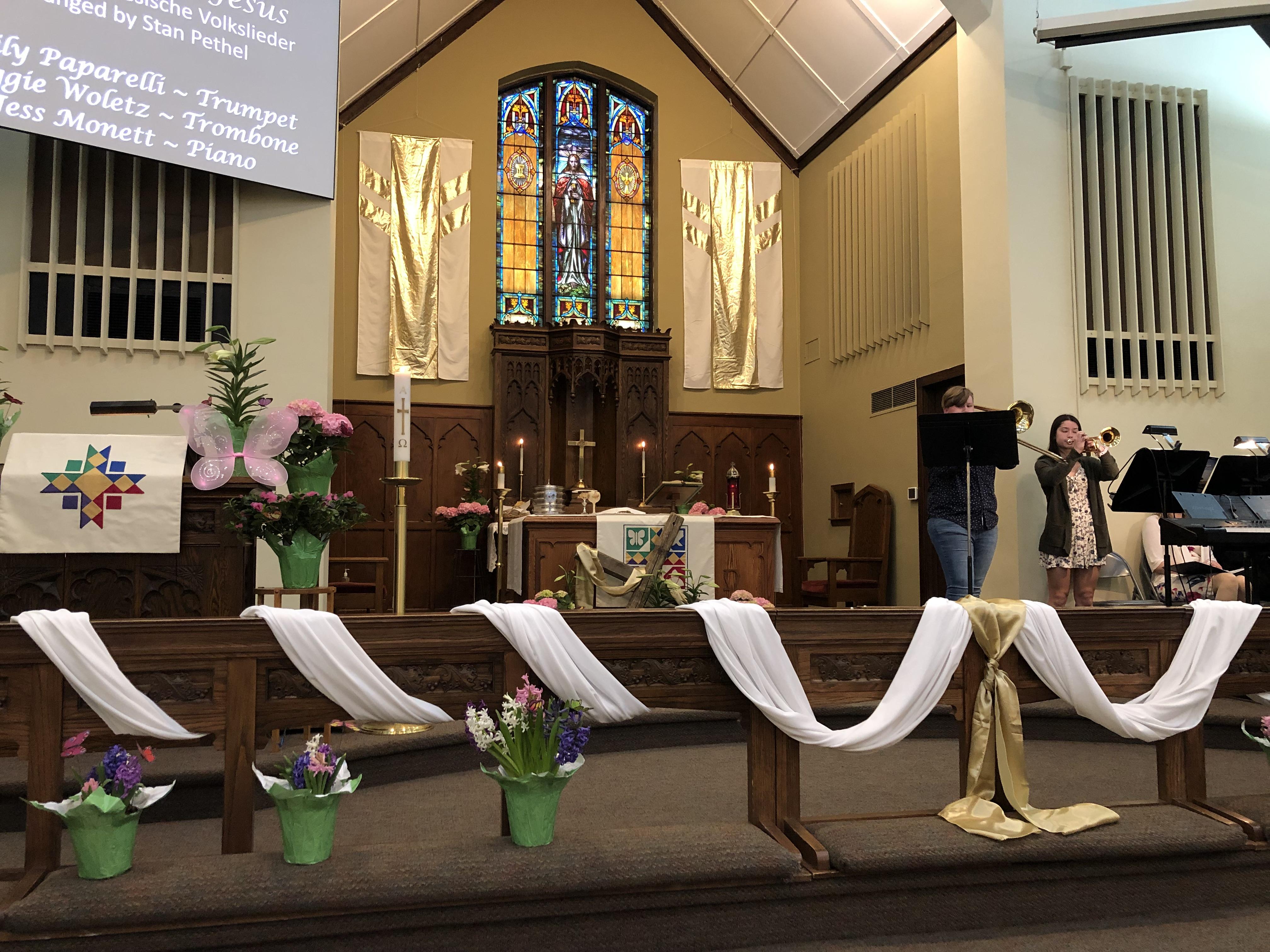 Easter brass 2