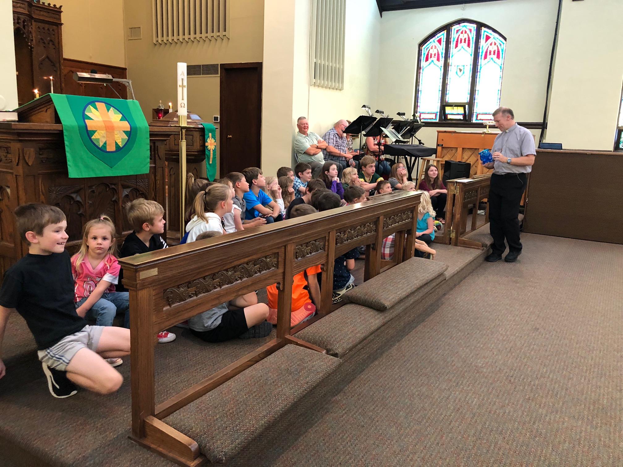 Childrens Sermon Sept 2019
