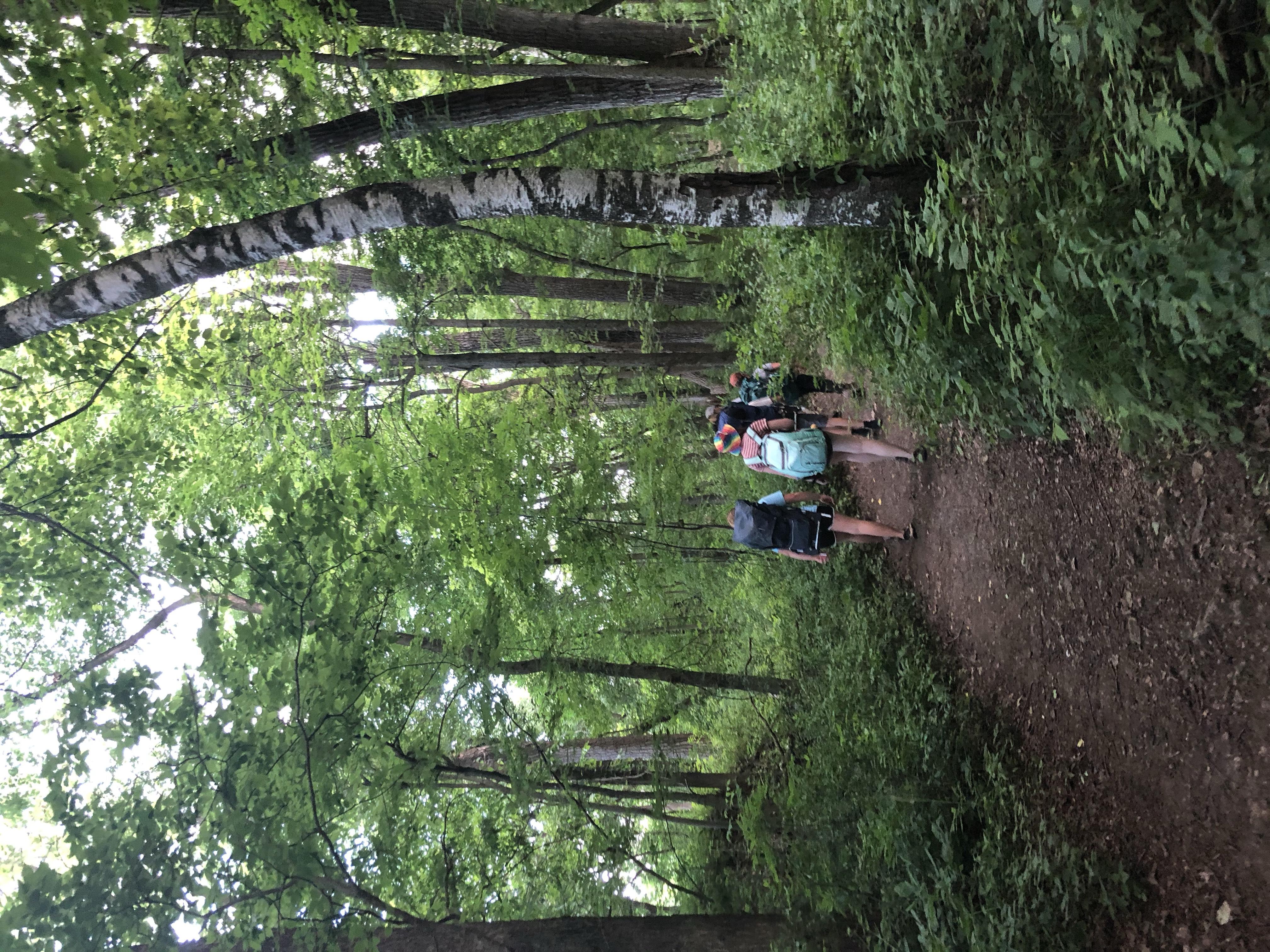 Christikon practice Hike 1