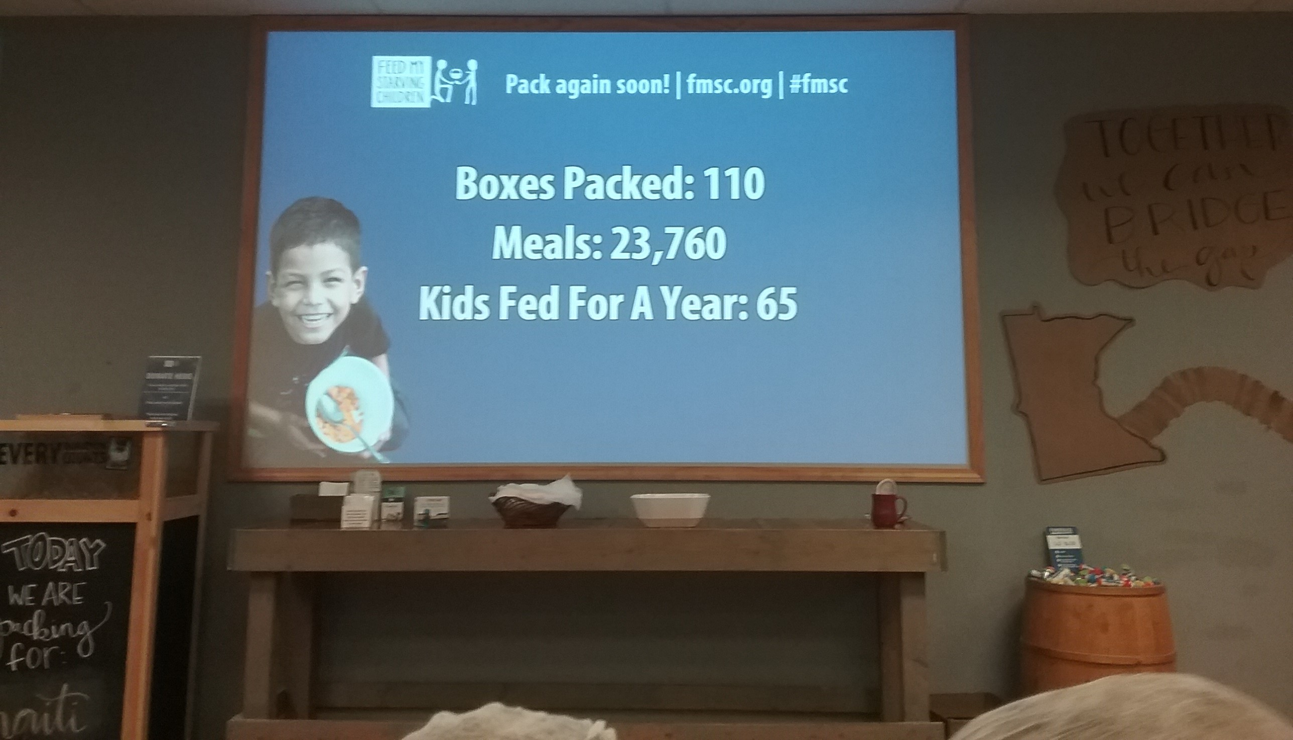 Feed My Starving Children 1
