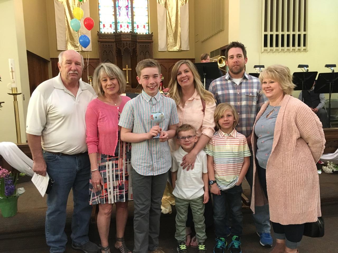 Wyley Family