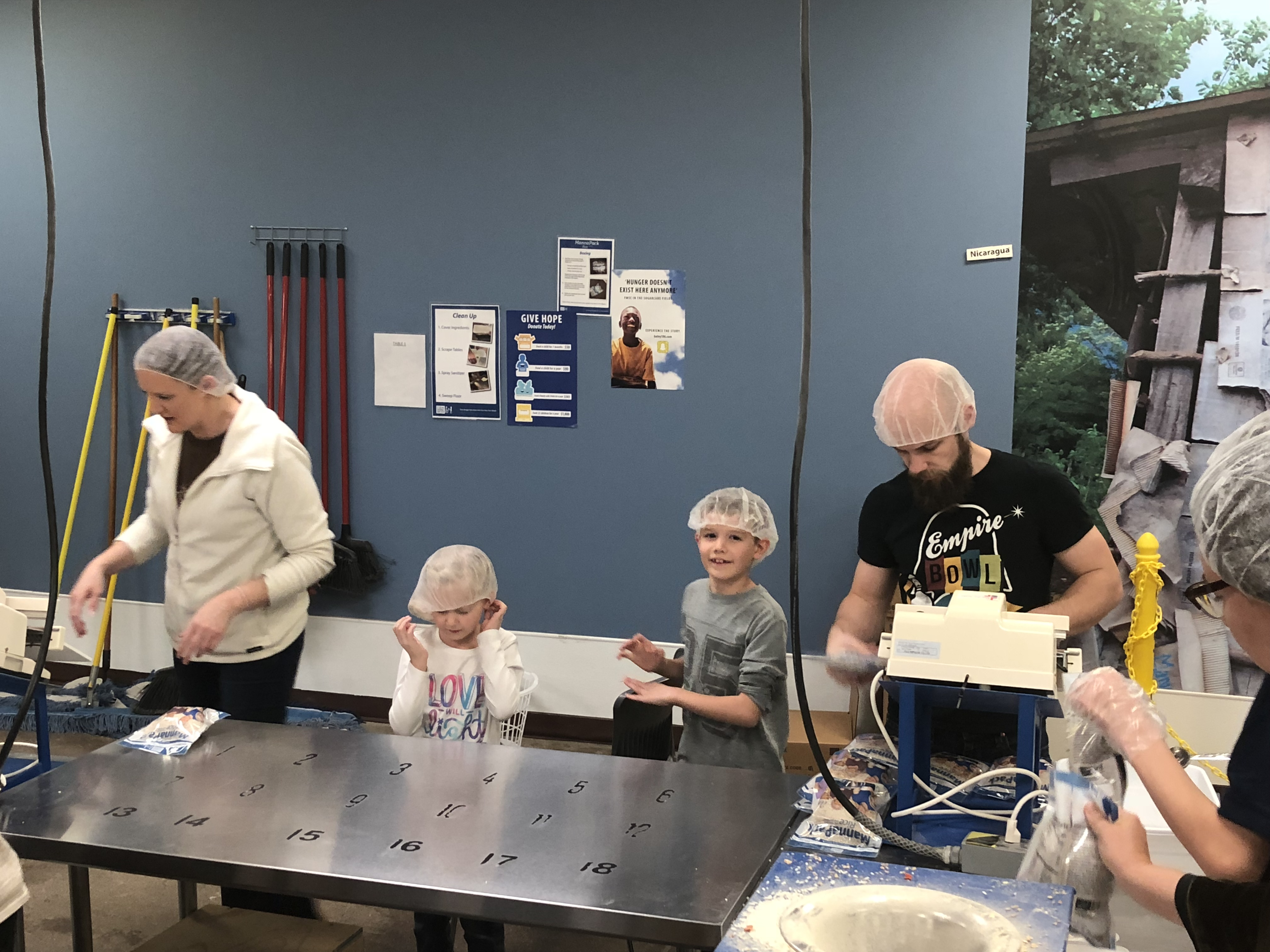 feed my starving children Oct 2018