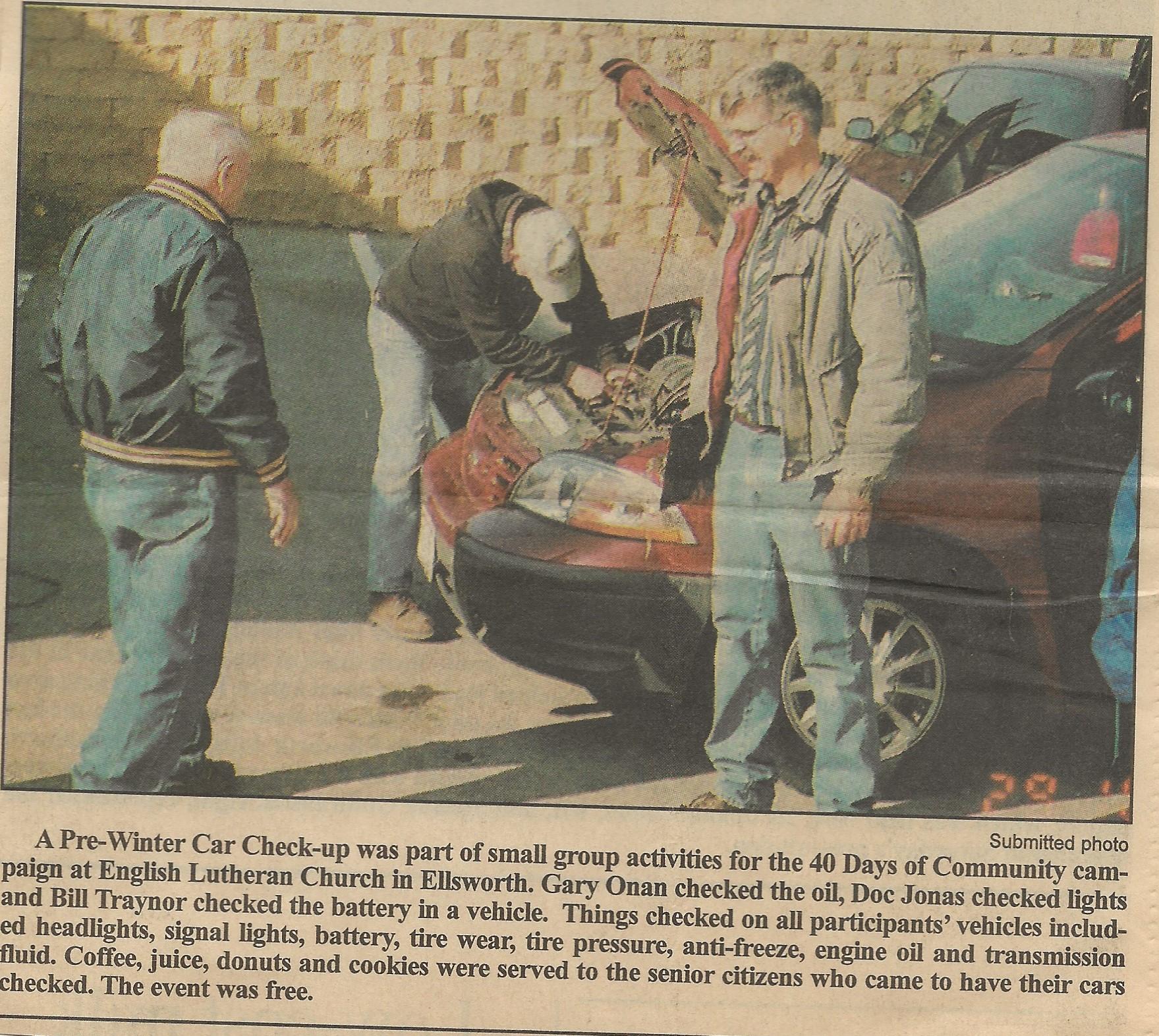 2005 newspaper article community 2