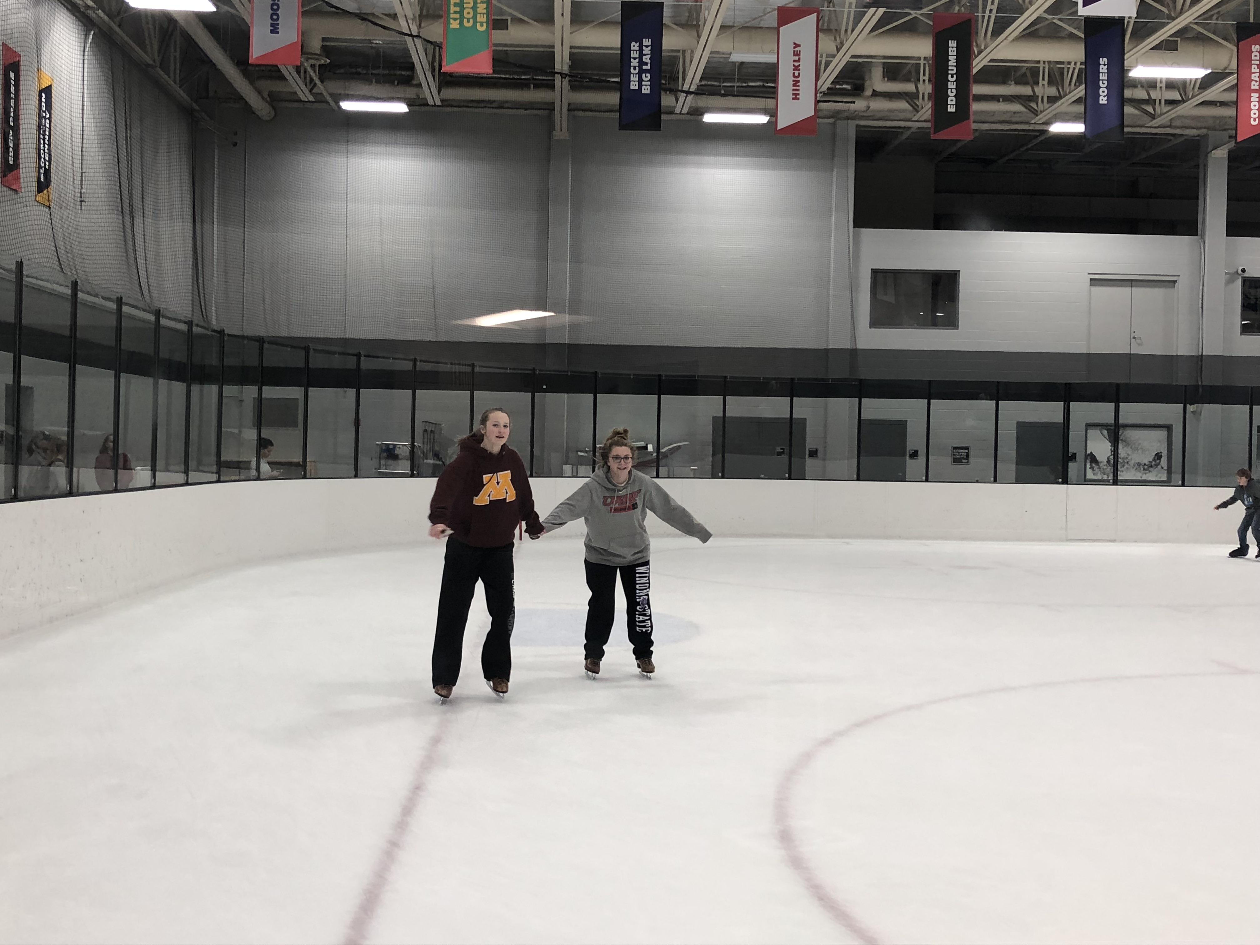 skating at mm