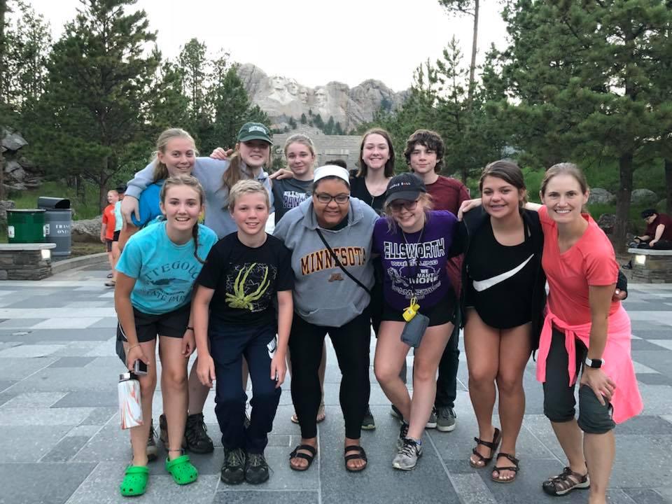 Christikon Group 2018 Mt. Rushmore
