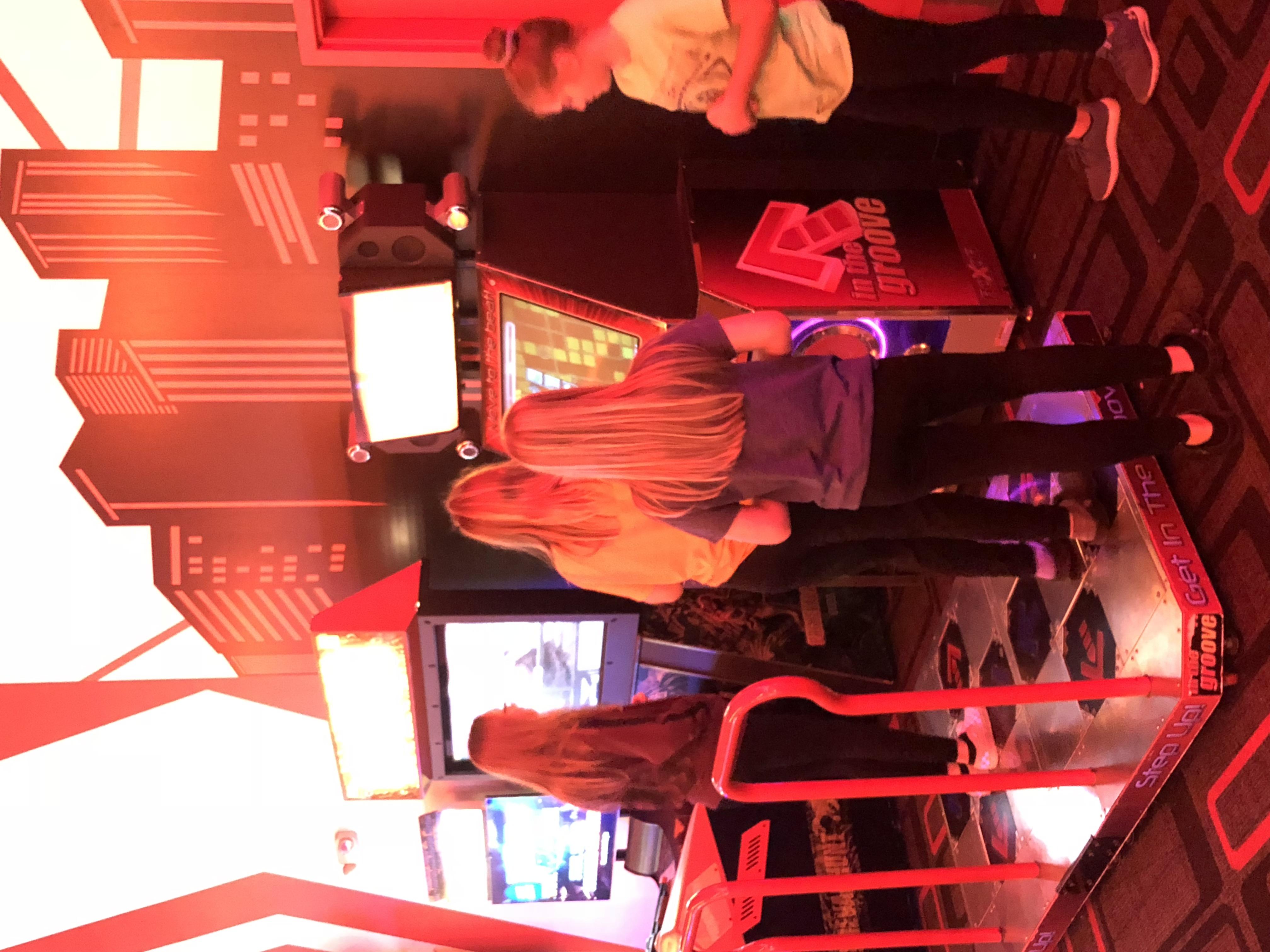 arcade at mm