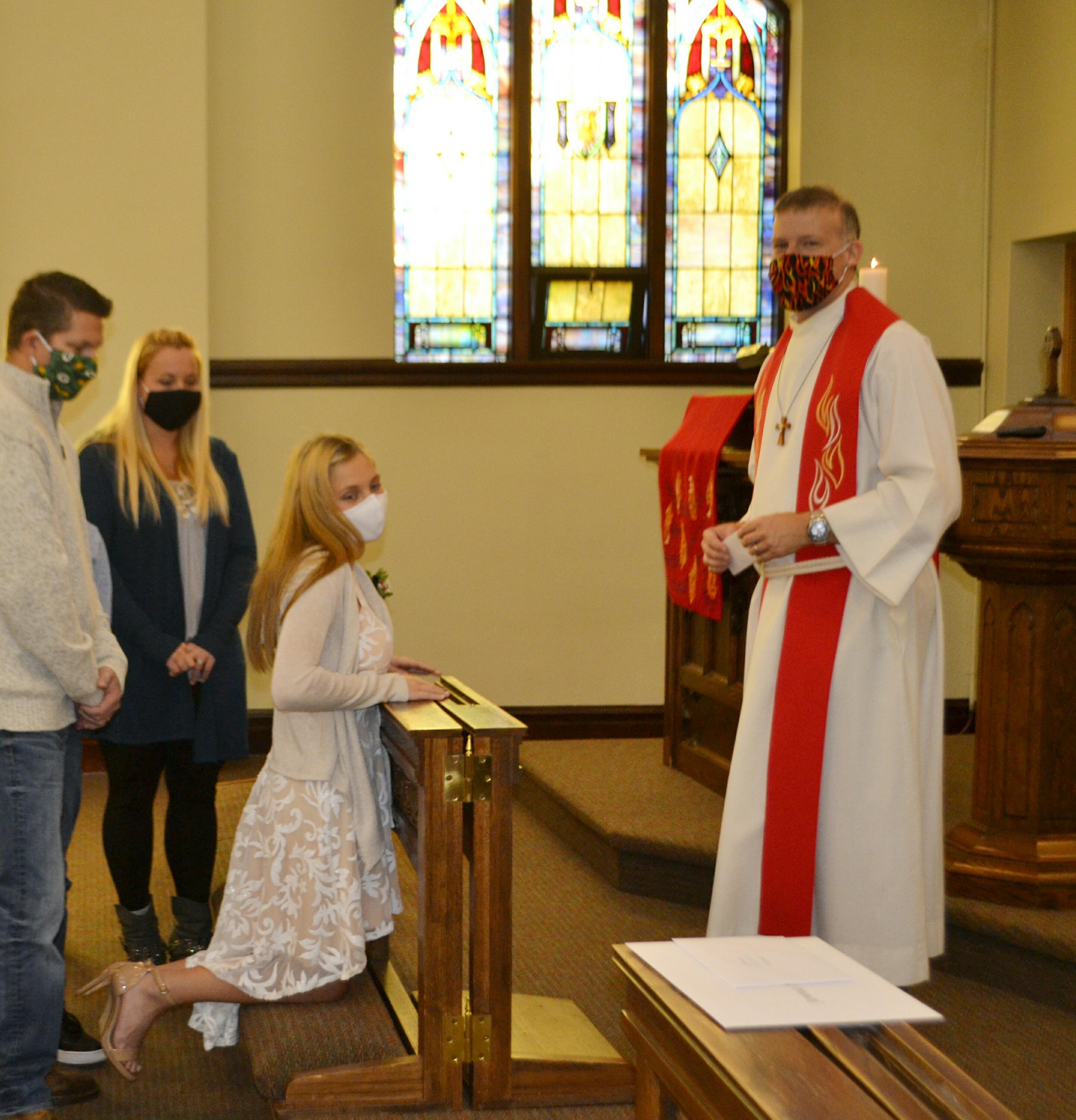 Jenna Bechel Affirmation of Baptism 3