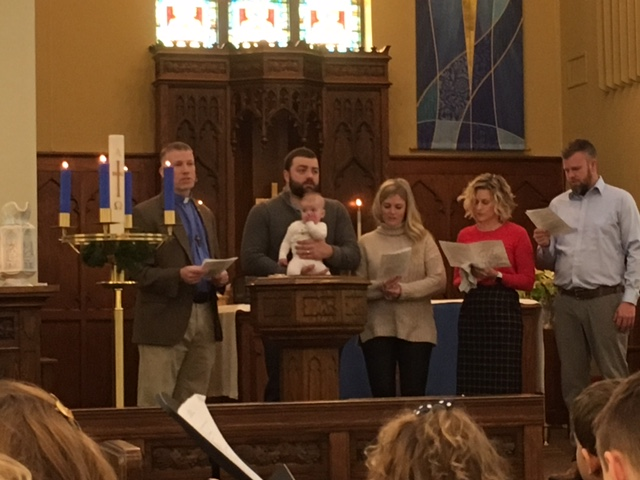Solyntjes Baptism