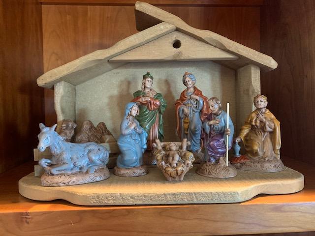 Nativity Johnson