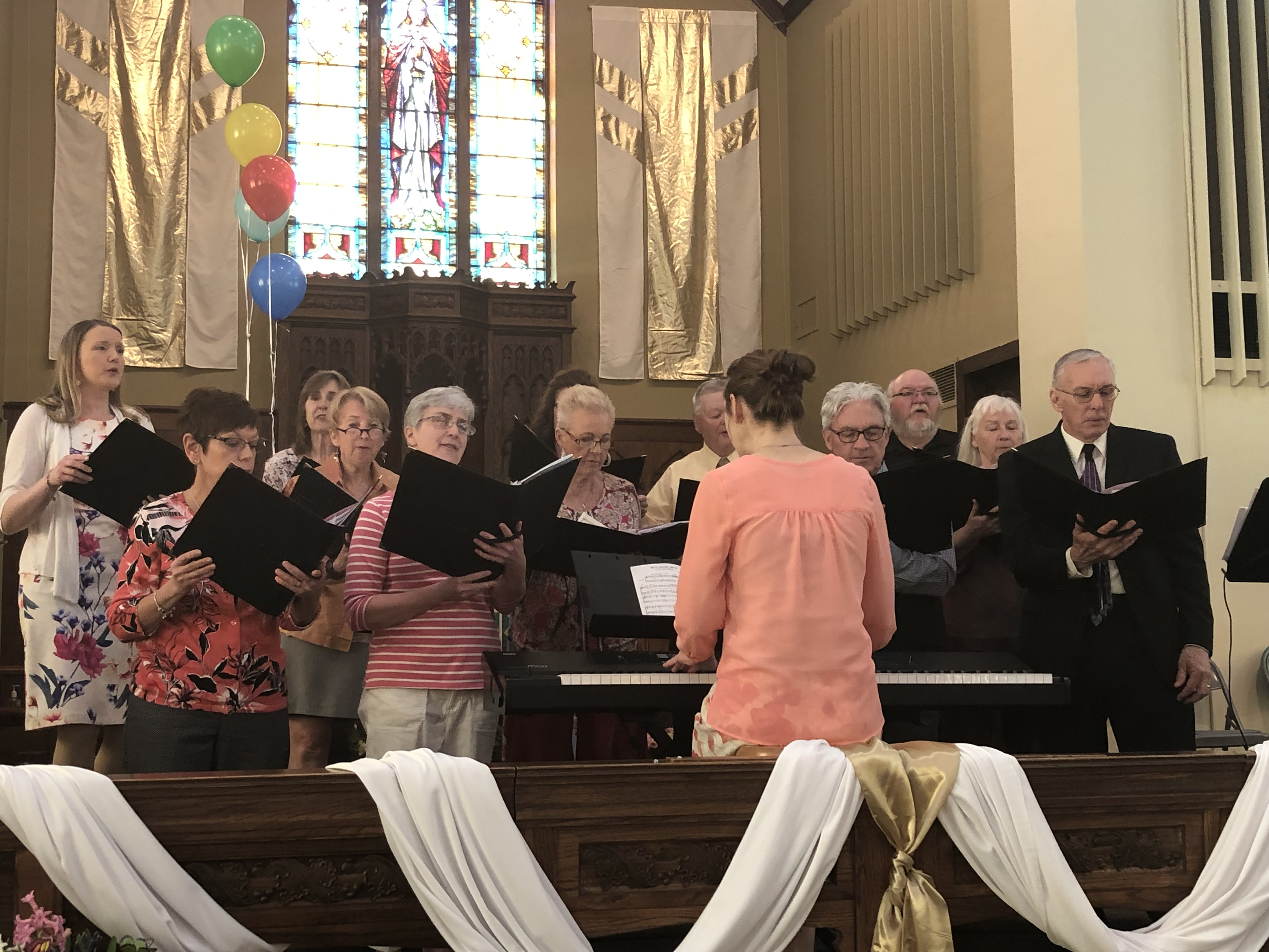 Easter Choir 2