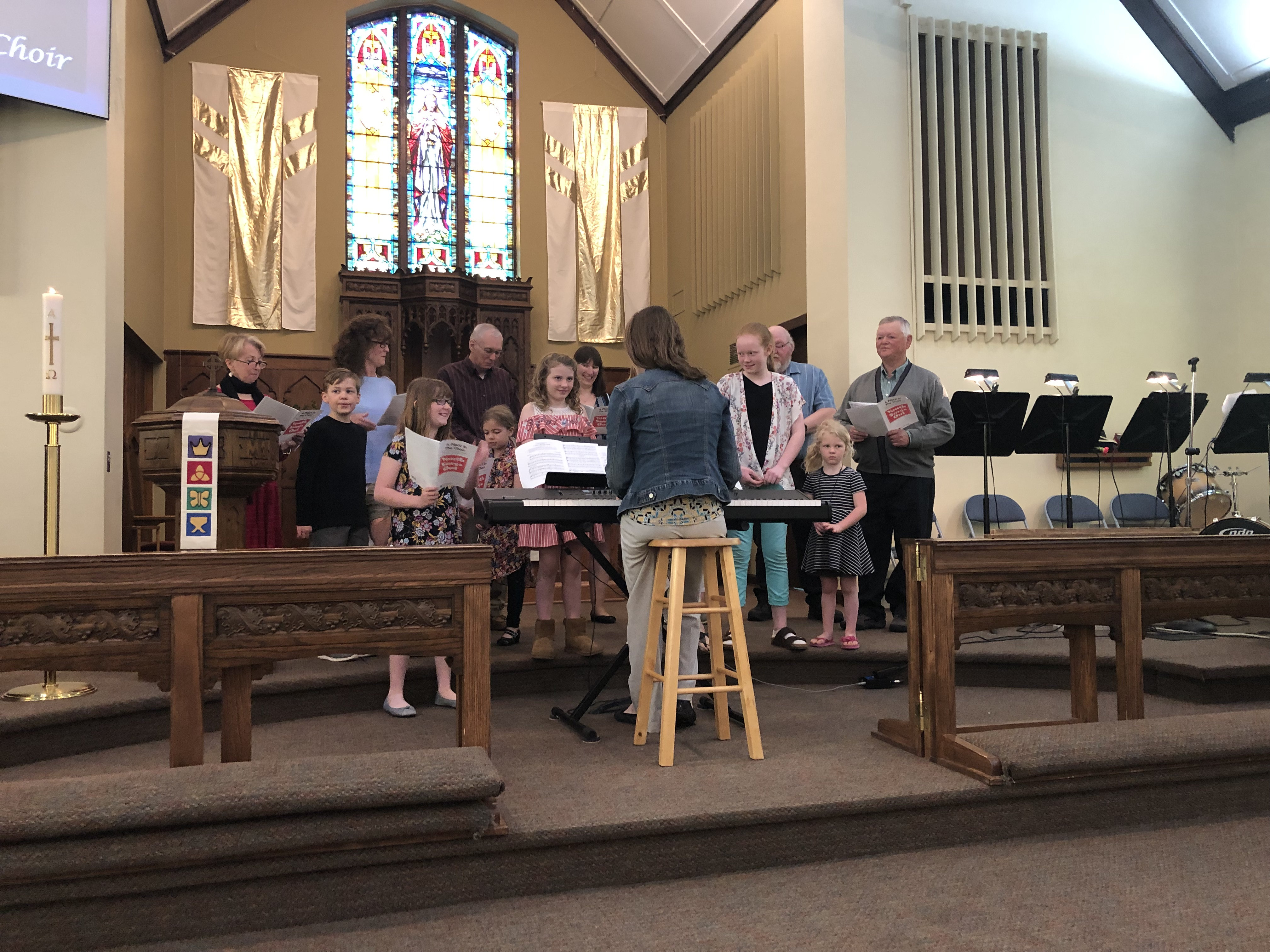 Mother's Day Choir