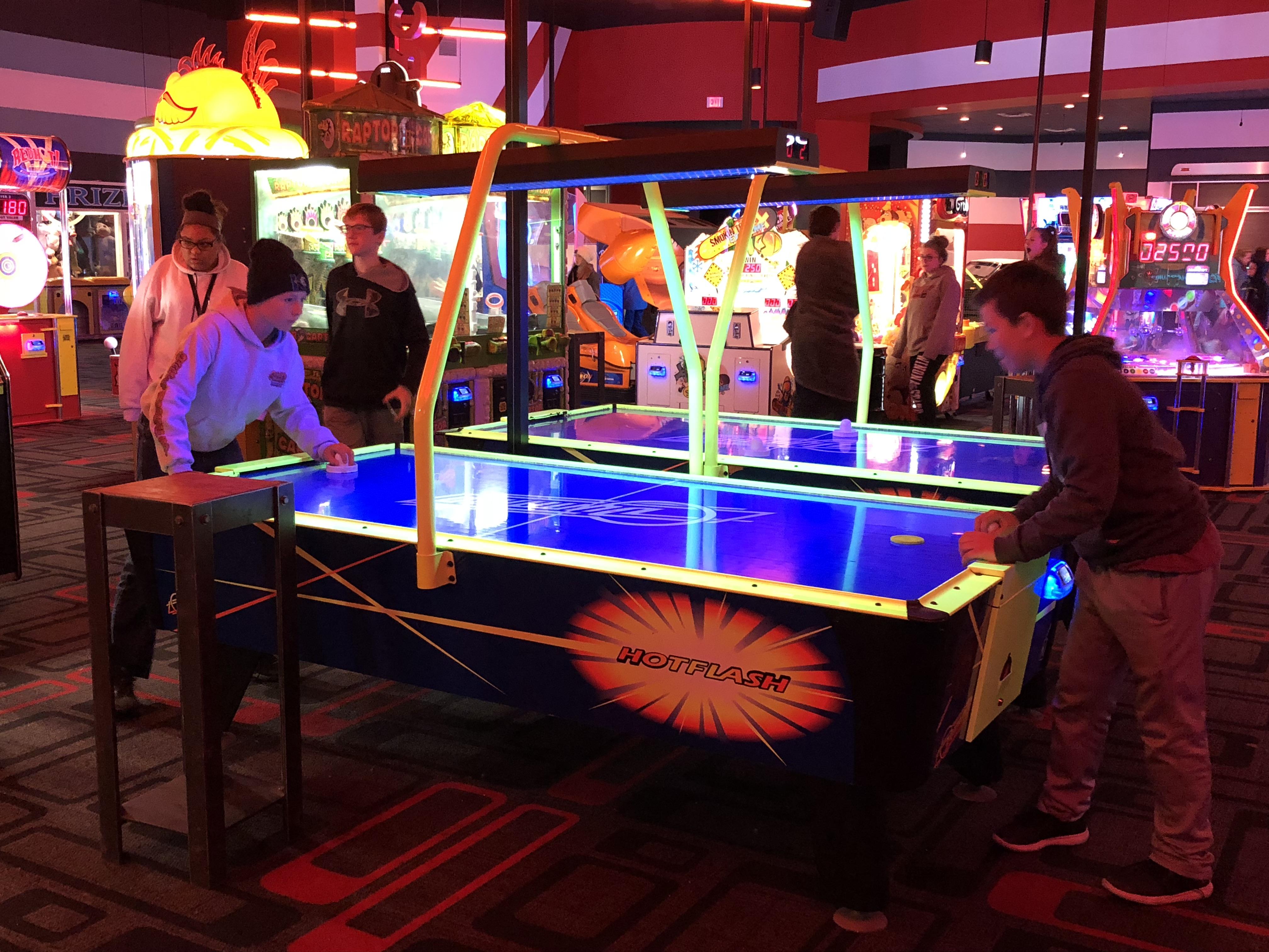 arcade at mm 2