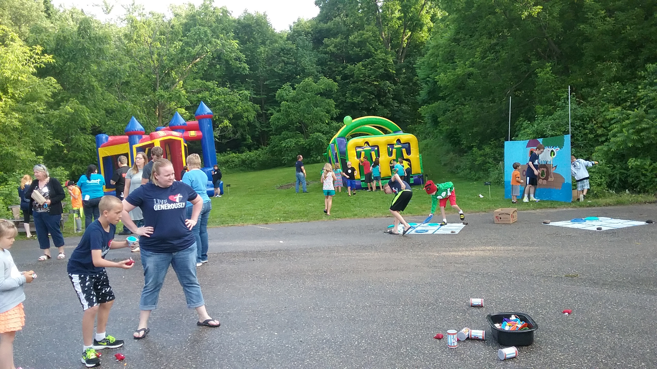carnival for vbs