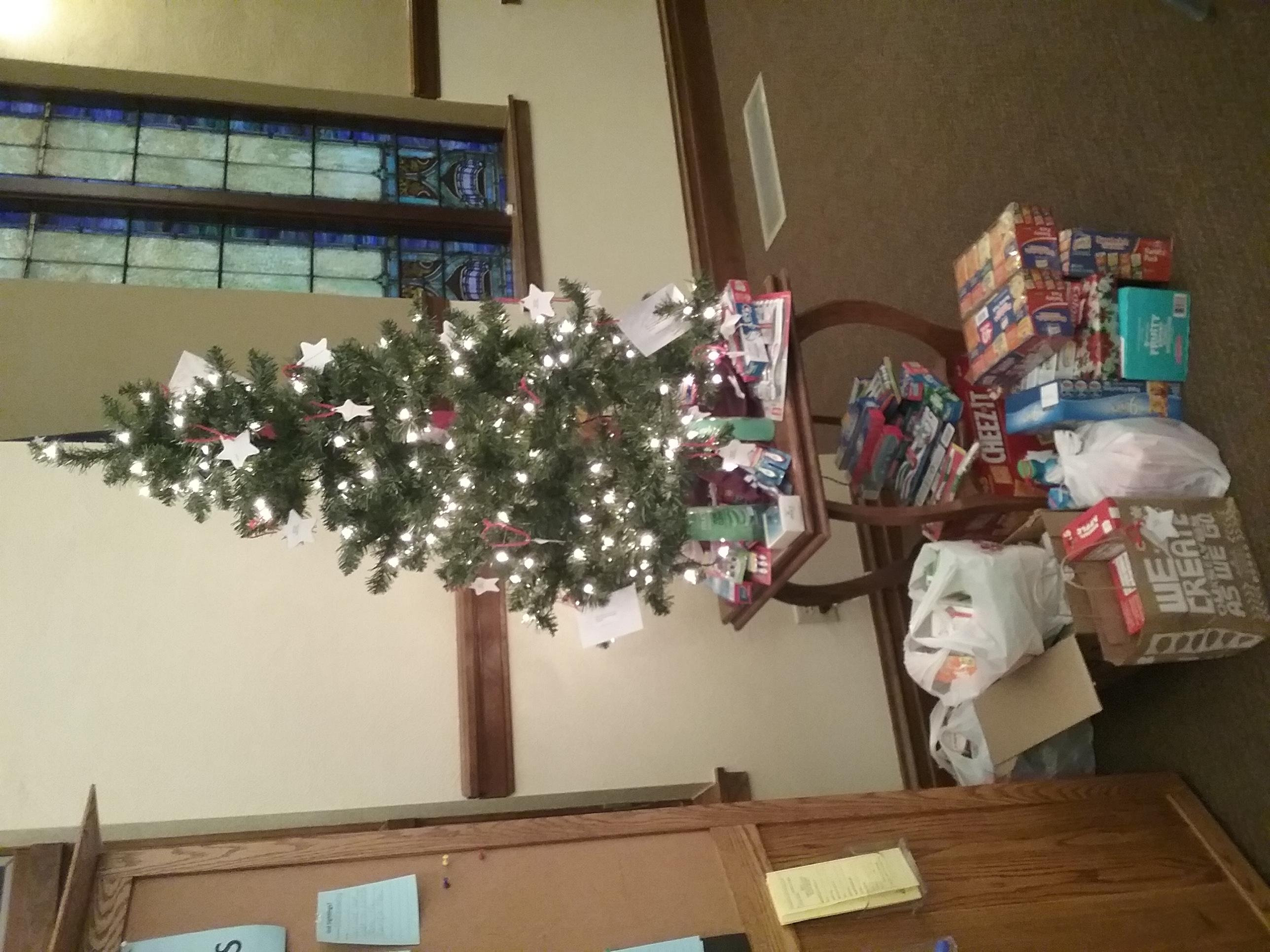 Christmas Tree of Spirit