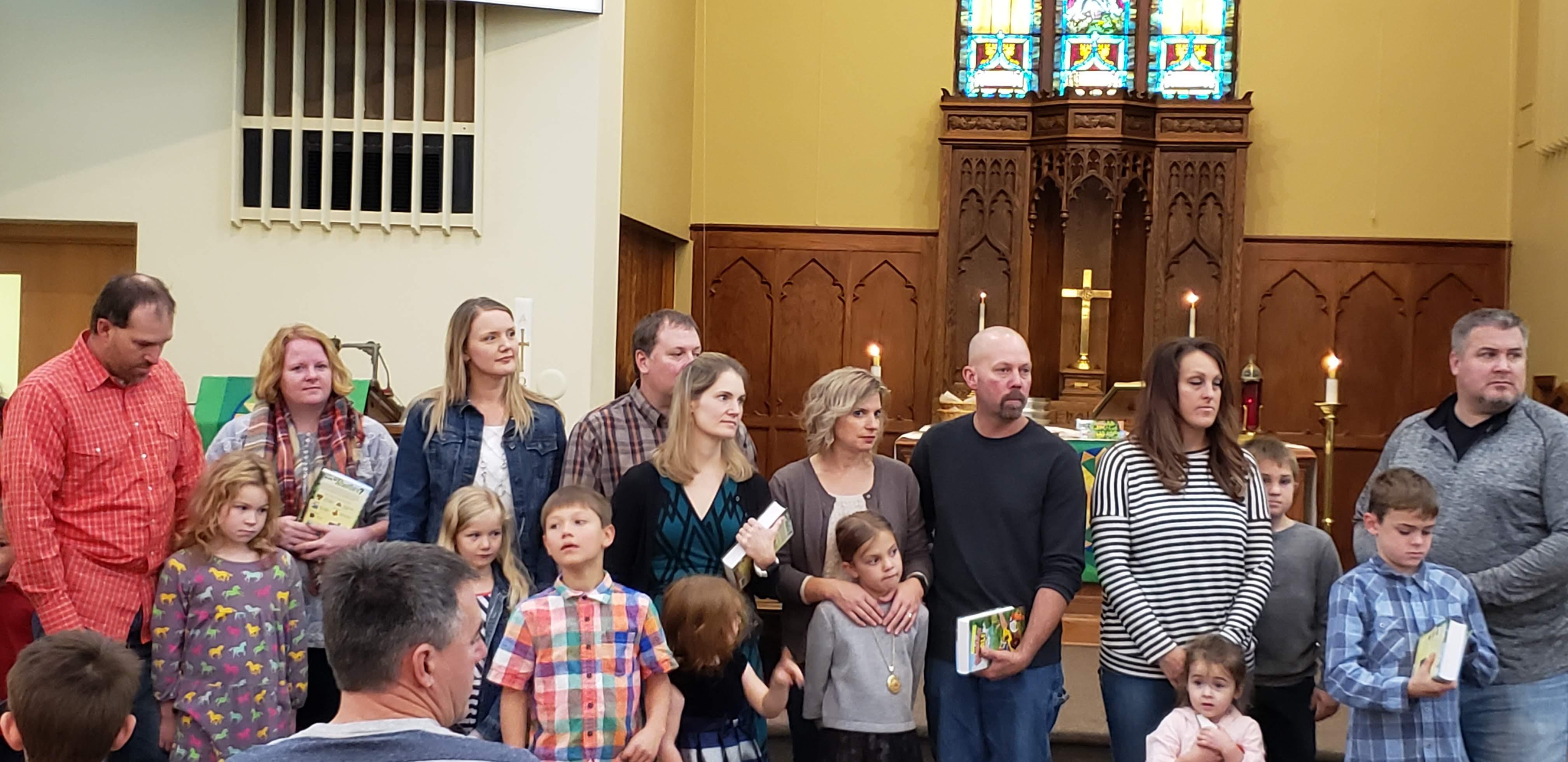 Children's Bible presentation oct 2019 4