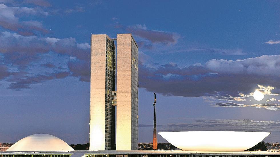 Legenda: Cabe ao Poder Legislativo discutir e votar o orçamento do ano que vem Foto: Rodolfo Stuckert