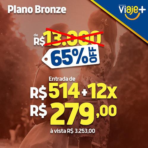 Plano Viaje + Bronze