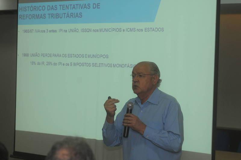 Ex-deputado Luiz Carlos Hauly: Palestra ACIL Londrina
