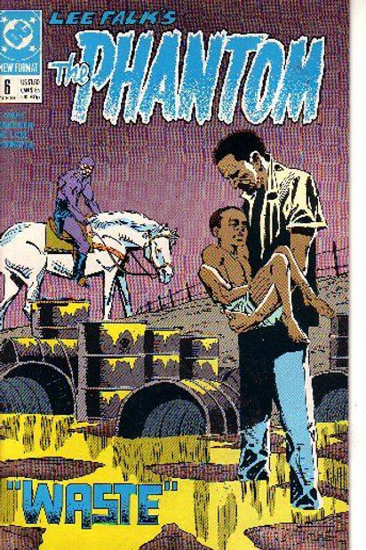 PHANTOM DC,13 ISSUES, 1989-90 6