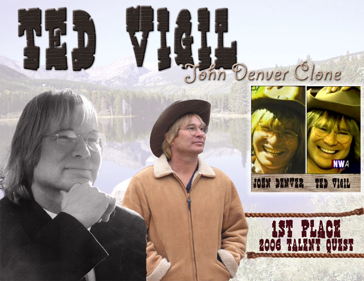 Ted Vigil Tribute- John Denver