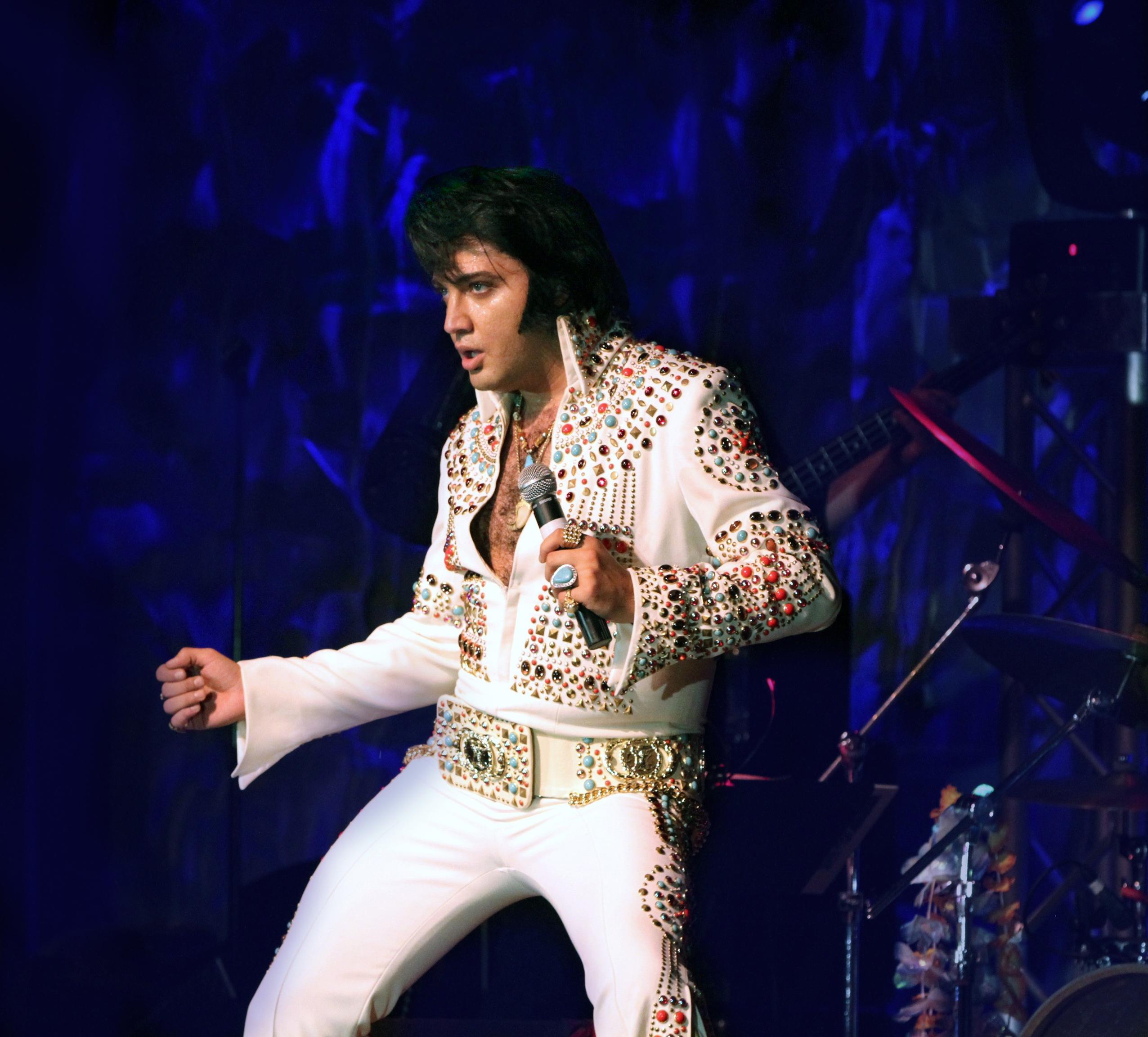 Justin Shandor Tribute- Elvis
