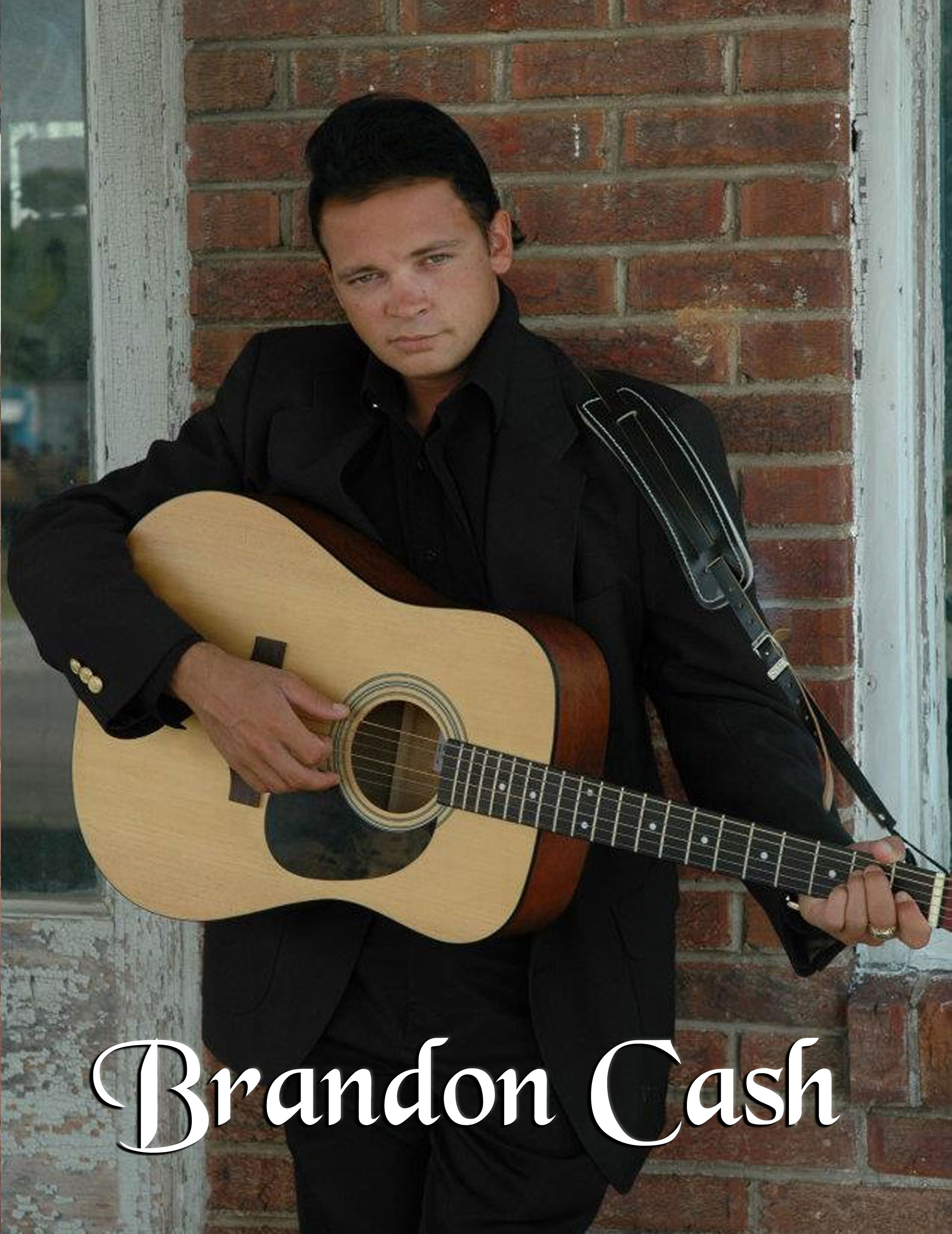 Brandon Cash Tribute- Johnny Cash