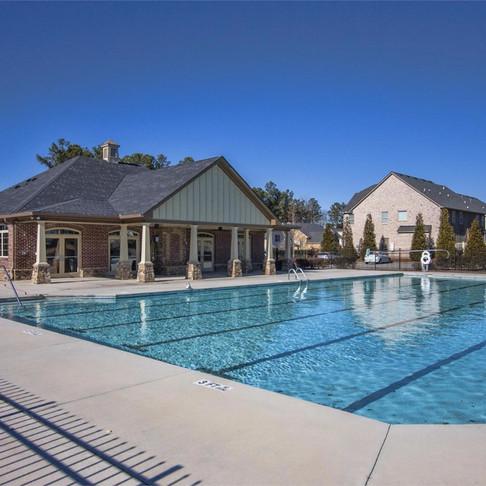 Information regarding pool opening