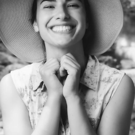 Sam Lopez Monochrome Portraiture