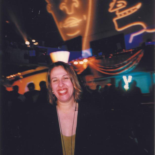 """""""Beavis and Butthead Do America"""" LA Premiere, Dec. 1996"""