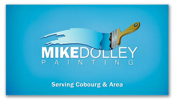 Mike Dolley Painting Logo