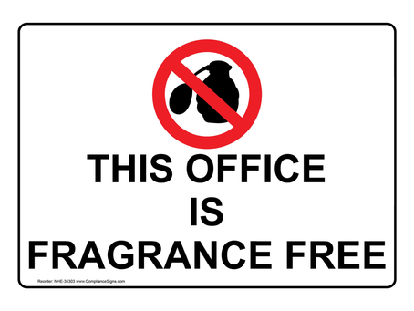 🚫 why 'fragrance free' matters..
