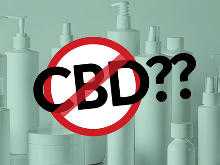CBD Products? WE CALL BS.