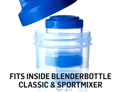 blender inside bottle
