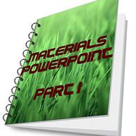 MATERIALS P.1