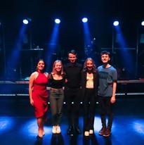 Spotlights creative team 2019/20