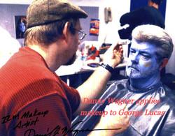 Danny Wagner & George Lucas