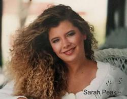 Sarah Peak