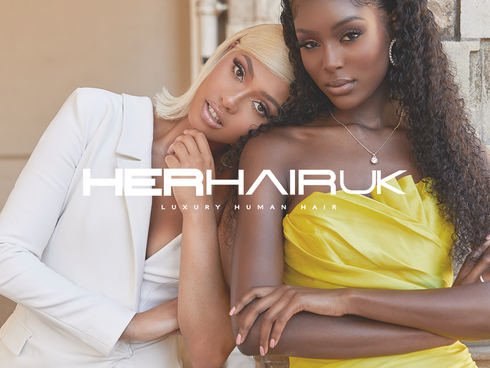 HERHairUK Rebrand