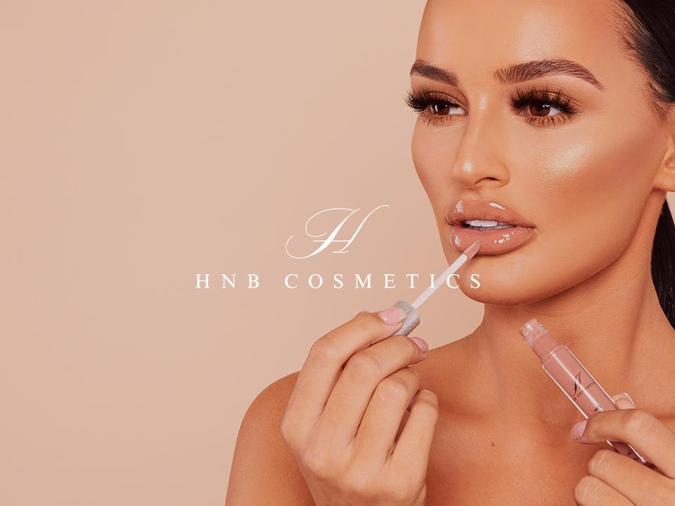 HNB Cosmetics Packaging Design