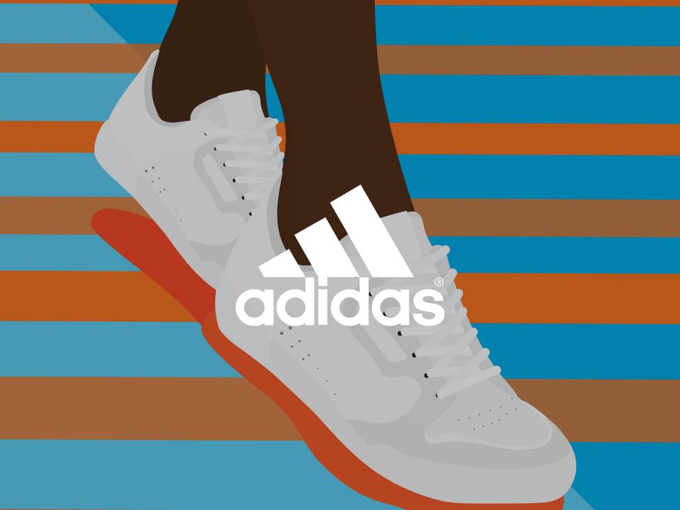 Adidas illustrations