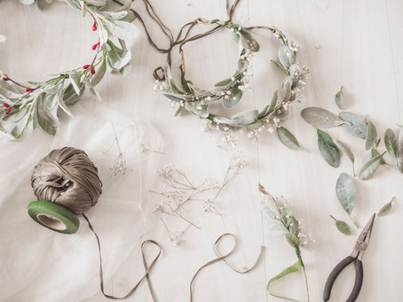Photographer's Craft Table - Llama Holiday Session