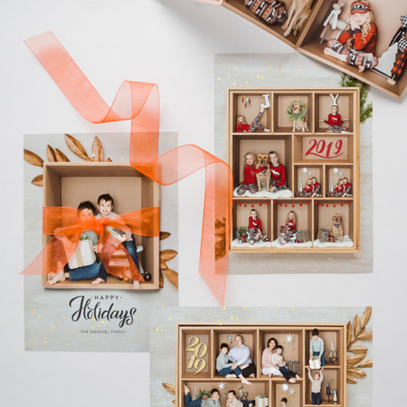 2020 Holiday Box Mini Session