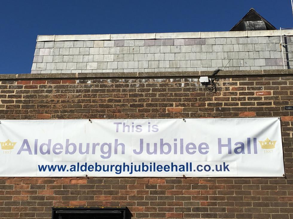 The Venues, 3 – Aldeburgh Jubilee Hall